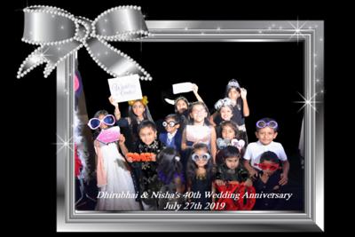 07.27.19 Dhirubhai & Nisha's 40th Wedding Anniversary (GS)