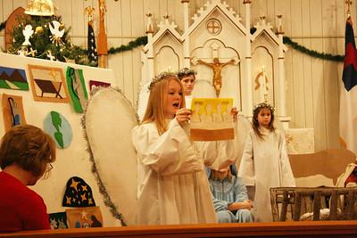 Zion Christmas Program 2007