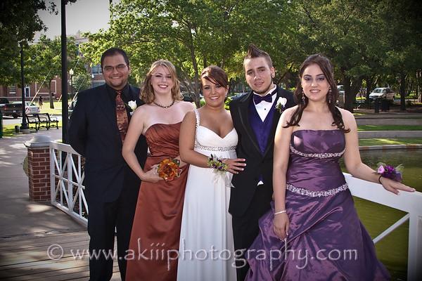 Plano East Sr. High Prom 2009