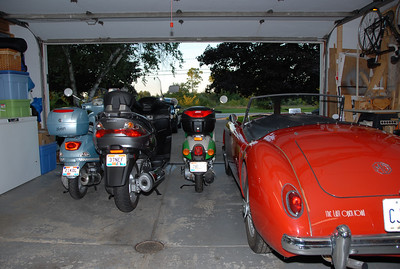 Misc Garage Photos