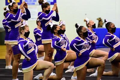 HS Sports - Cheer Regional at Walled Lake Western