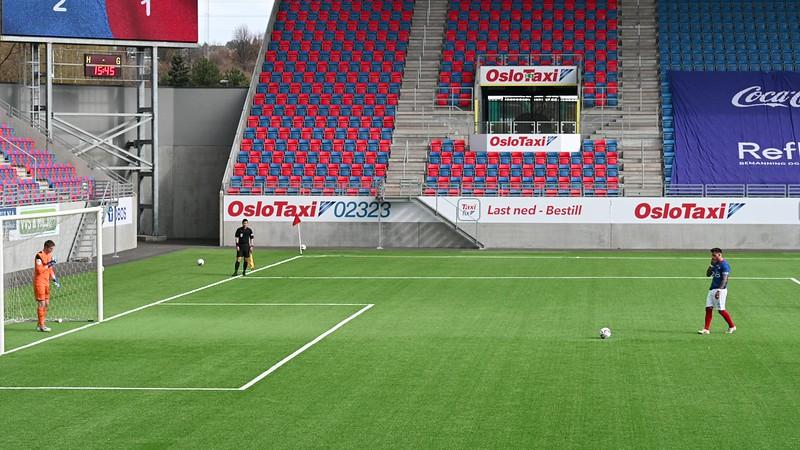 Vålerenga - Raufoss 6-1   Trening 2021