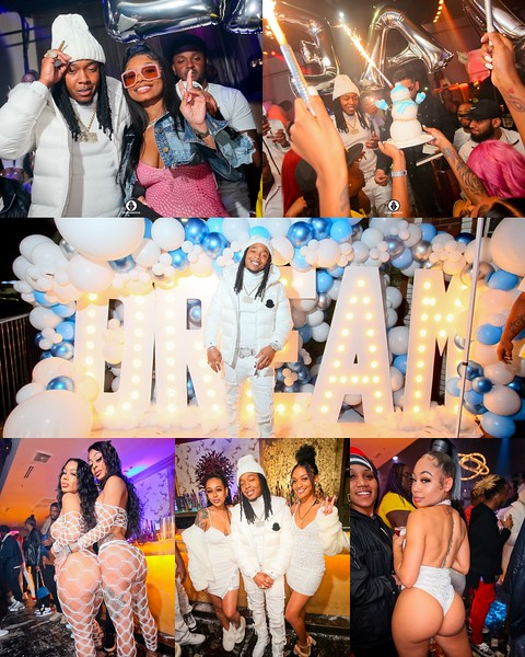 CERTIFIED DREAM'S SO ICY BIRTHDAY CELEBRATION