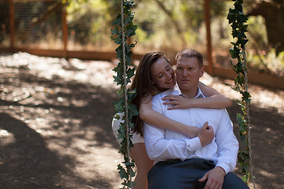 Dana and Kris engagement photos