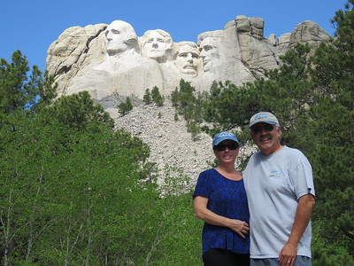 Mt. Rushmore ... or bust (May 2017)