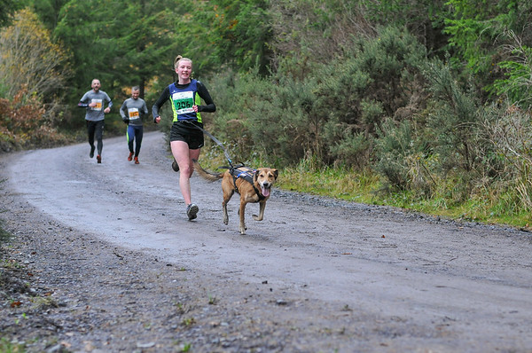 Trail Betws - Cancicross 5, 10K and Half Marathon Races