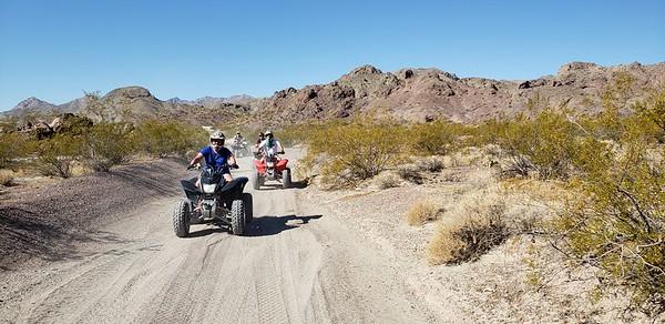 8/16/19 Eldorado Canyon ATV/RZR & Gold Mine Tour