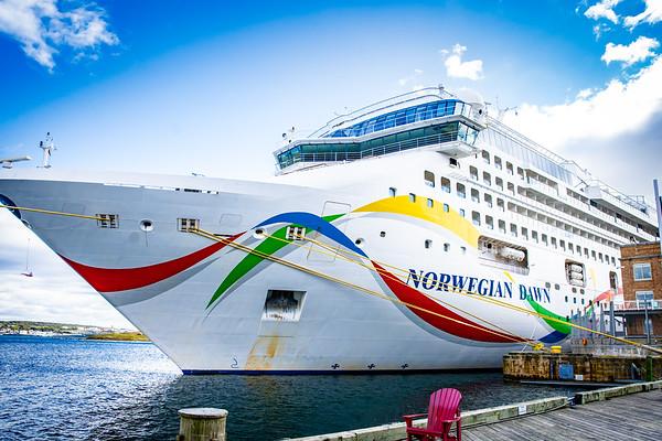 2018 Cruise - Nova Scotia, Quebec City