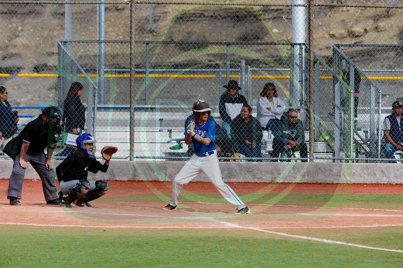 Chief vs Gallup Mid A Team Baseball 4-10-17