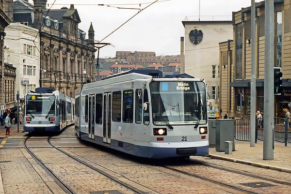 24th November 1995: Sheffield