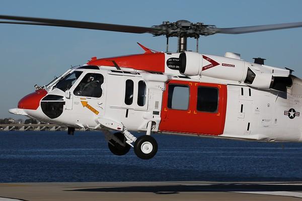"US Navy MH-60S ""Knighthawk"", Norfolk, 19Jan18"