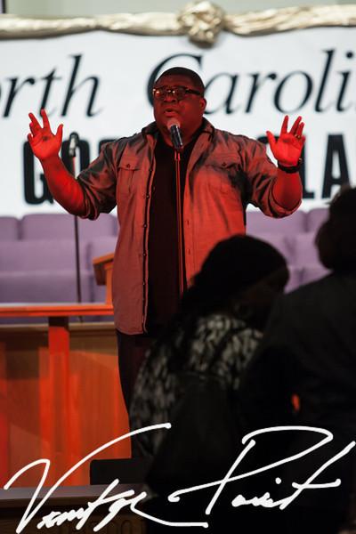 WIDU 2012 Fall Gospel Fest 10-5-2012