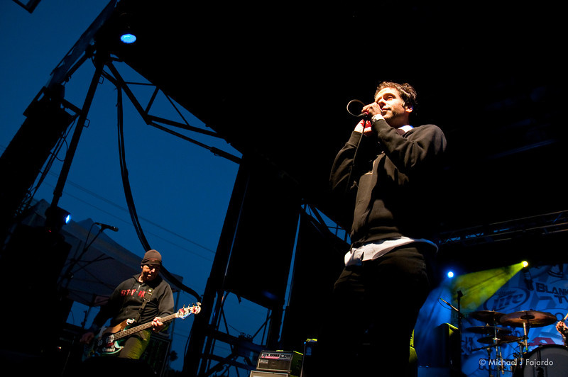 The Bouncing Souls BYO Records' 13th Annual Punk Rock Bowling Music Festival Las Vegas, NV  May 29, 2011