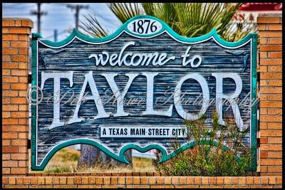Taylor Texas