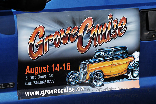 Grove Cruise - August 15, 2009