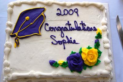 Sophie graduates from WFU