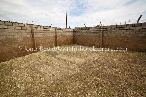 ZAMBIA, Lusaka. Sikanzi Jewish Cemetery (2.2013)