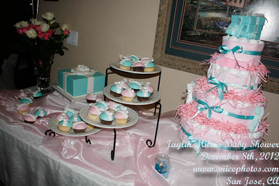 Jaylin Mila's Baby Shower