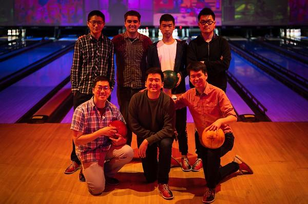 2019-05-18 Bros Bowling + Iron Chef
