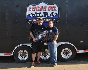 2012 Lucas Oil MLRA, Lakeside Speedway