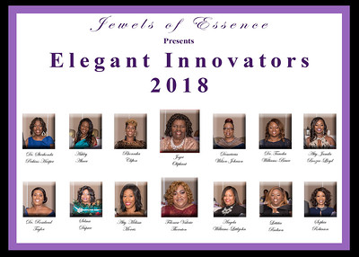 JOE Elegant Innovators 2018