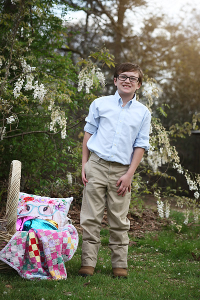 Schofield {Easter 2018}