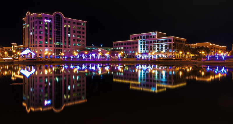 December Newport News City Center