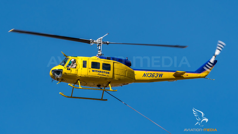 Withrotor Aviation / Bell UH-1H Iroquois / N1363W
