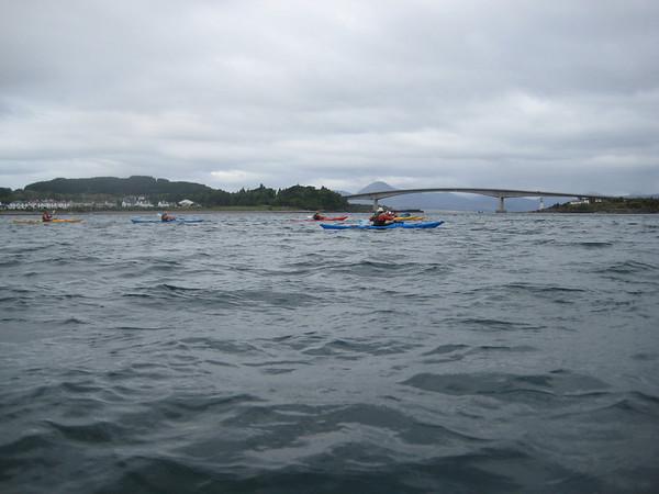 Northern Sea Kayak Trail MC/LP - 1-6 Jun 2013