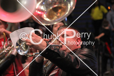 Pulaski Co 2017 Boys State Band, Cheer