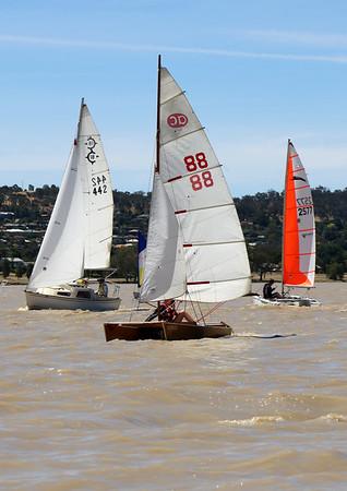 December 2013 Wagga Boat Club.