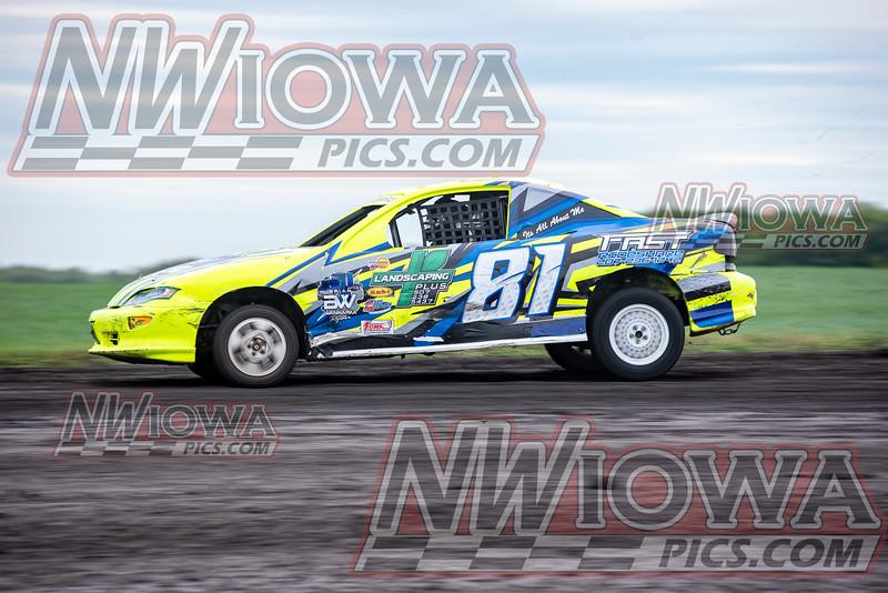 Fairmont Raceway - Dirt Knights - 8 - 5 - 20