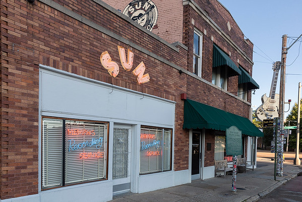 Sun Studio-Memphis, Tennessee