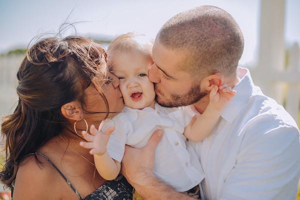 Mikey & Nicolle Maternity II