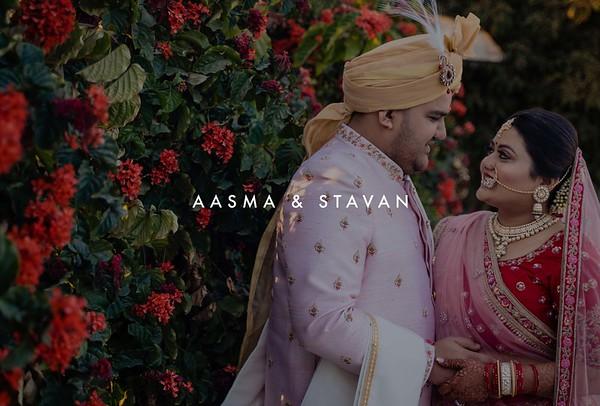 Aasma & Stavan | Ahmedabad 2019
