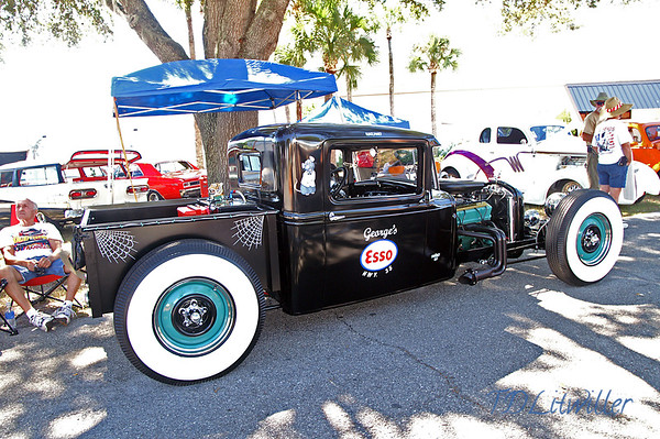 NSRA Southeast Street Rod Nationals Tampa 2010