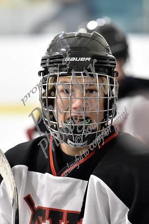 JV - Schuylkill Valley/Hamburg vs Mifflin/Exeter/Daniel Boone Ice Hockey 2014 - 2015
