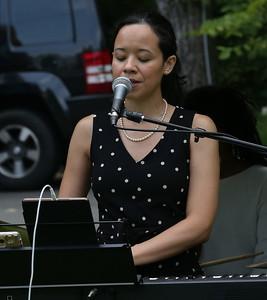 Isabella Mendes Quartet @ Brookfield Library 07-25-21