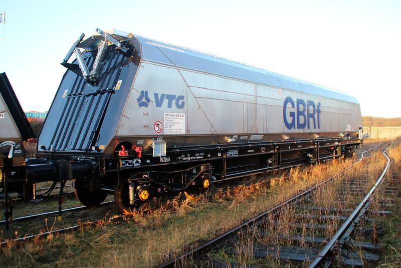 Brand New IIA 83706955335-7 at WH Davis on 15/12/12 in readiness for delivery on (20/12/12).