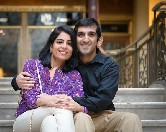 Nidhi and Vineet