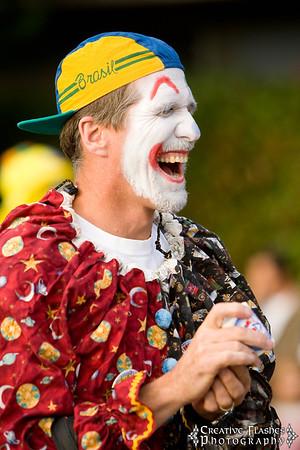 Seattle Seafair Clowns