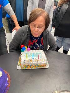 Mamang's 89th Birthday