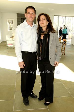 Denis Fabiszak, Denise DiPaolo photo by Rob Rich © 2010 robwayne1@aol.com 516-676-3939