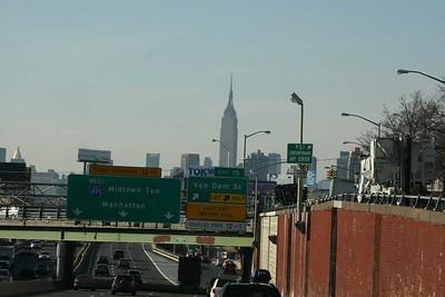 New York December 2009