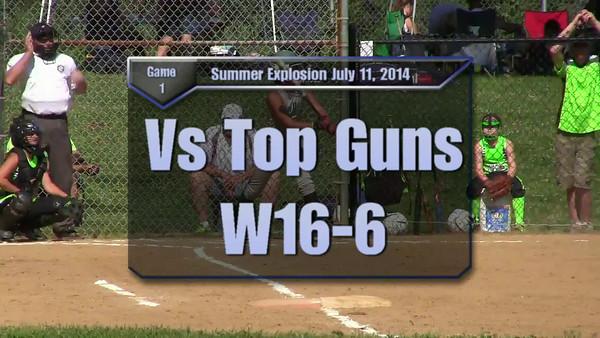 Summer Explosion July 11-12, 2014