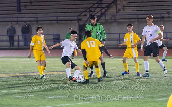 171010 MHS Boys Soccer vs NBHS