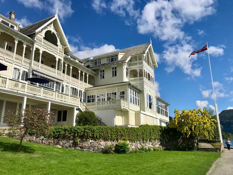 Kviknes Hotel Balestrand Norway