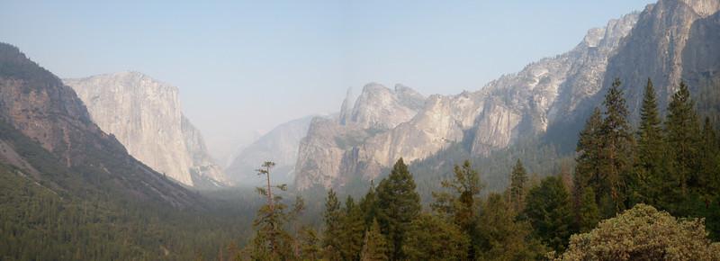 Flying Yosemite