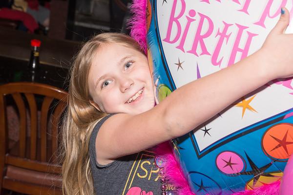 Alora Birthday  2107