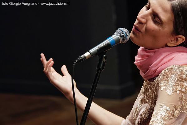 Vanessa Tagliabue Yorke Contradanza - 23 settembre 2017, Teatro Magda Olivero, Saluzzo